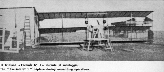 03_Faccioli N° 1 da P.Vergnano Origini dell'aviazione in Italia