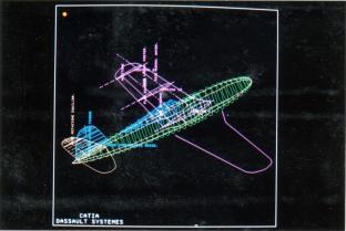 16-Catia,velivolo completo