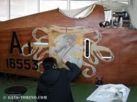 195-restauro dipinto