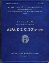 1_Alfa D2 C.30-istruzioni per l'uso del motore