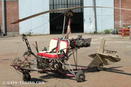 1_Autogiro prima del restauro