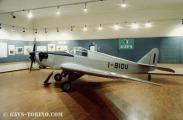 2_1989 FL.3_I-BIOU esposto per i 50 anni del progetto