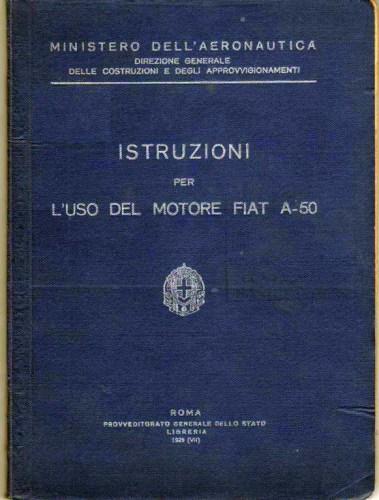 3_FIAT A.50_Uso e manutenzione