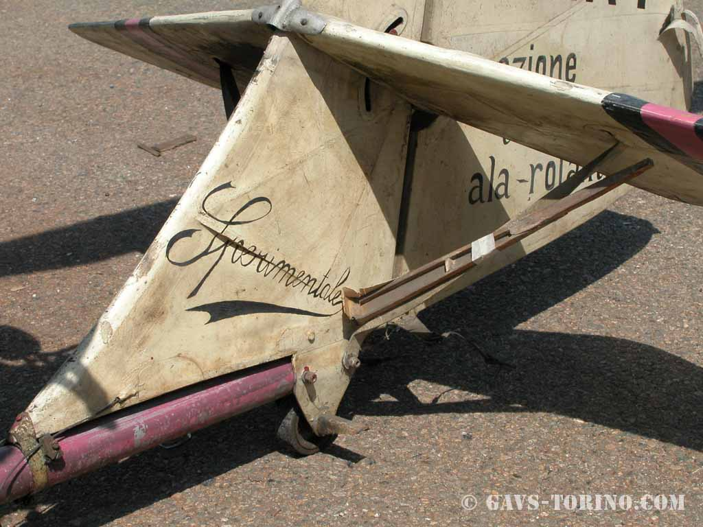 Autogiro gavs torino for Piani di piantagione storici
