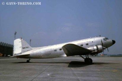 1_DAKOTA C-47_SAGAT_arrivo a Torino
