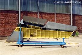 FIAT G.91 semiala dx