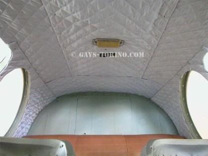 tetto cabina